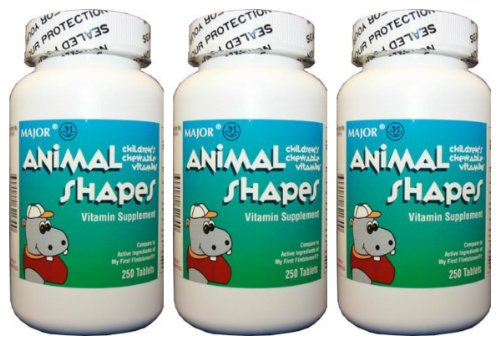 Animal Pack Multivitamin
