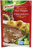 3x41 g Knorr Five Pepper Classic Sauce Mix
