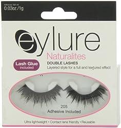 Eylure Naturalites Double Lashes, 205, 18.14 Gram