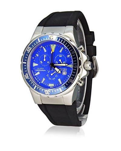 Nautec No Limit Reloj de cuarzo Betta Negro 44 millimeters