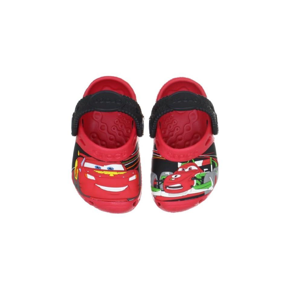 849778ffb08d Crocs Cars 2 Custom Clog (Toddler Little Kid) on PopScreen