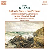 Klami: Kalevala Suite & Sea Pictures