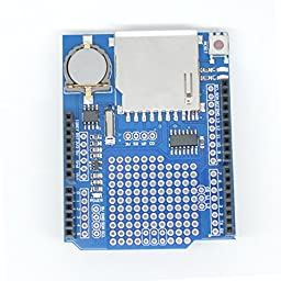 Arduino Data Logger / Recorder Shield Module Logging for SD Card
