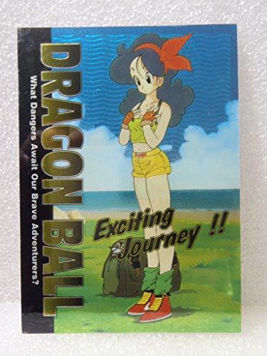 バンダイ (旧)ドラゴンボール カード キラ 1996 usa journey ランチさん