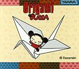 Origami Pucca:papiroflexia