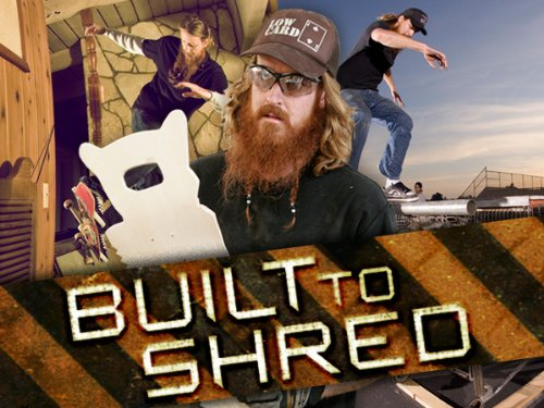 Built to Shred Season 1 movie
