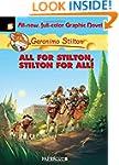 Geronimo Stilton #15: All for Stilton...