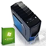 "KCS [184202] Gamer-PC Intel i7-4770 4x3.4GHz, 8GB DDR3, 1TB SATA3, Geforce GTX650 2GB DDR5, ASUS, USB3, LAN, Win7-64von ""kiebel.de"""