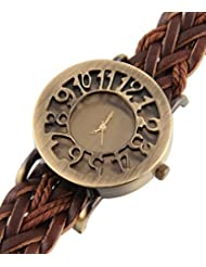 Bollywood Designer Analogue Brown Dial Watch For Women