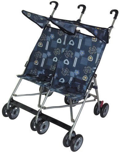 The best strollers for twins - AmorosO Twin Baby Strolle