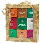 Gold Leaf Holiday Teas Gift Box