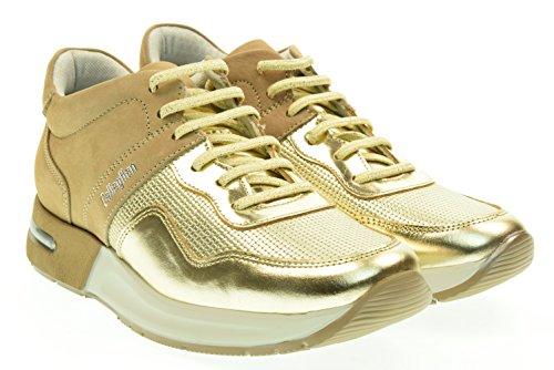 CALLAGHAN donna sneakers basse 92100 Beige 38 Beige-Oro