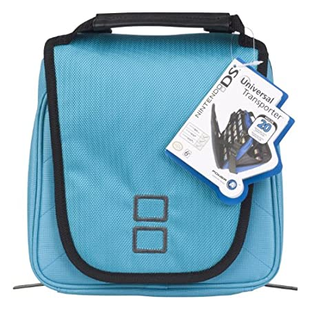 Universal Transporter Carrying Case for 3DS, DS Lite, DSi and DSi XL - Teal