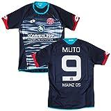 Lotto(ロット) 2015-16 マインツ05 サード半袖 ユニフォーム #9 MUTO 武藤嘉紀 (インポートS)