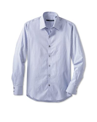 Zachary Prell Men's Kang Striped Sportshirt