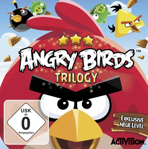 51j98jruQsL Cheap  Angry Birds Trilogy 3DS