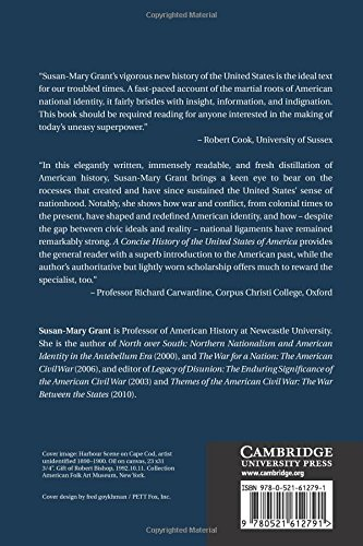 A Concise History of the United States of America (Cambridge Concise Histories)