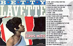 Betty Lavette Your Turn To Cry Soul Tambourine