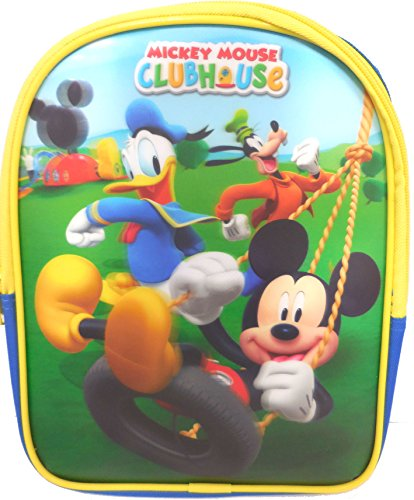 Mickey Mouse and Friends Kids Small 3D Backpack