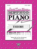 img - for David Carr Glover Method for Piano Theory: Level 3 book / textbook / text book