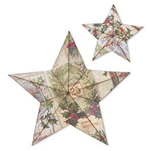 Sizzix Bigz L Die - Star Bright, 3-D by Tim Holtz