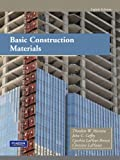 img - for Basic Construction Materials (8th Edition) (Pearson Construction Technology) book / textbook / text book