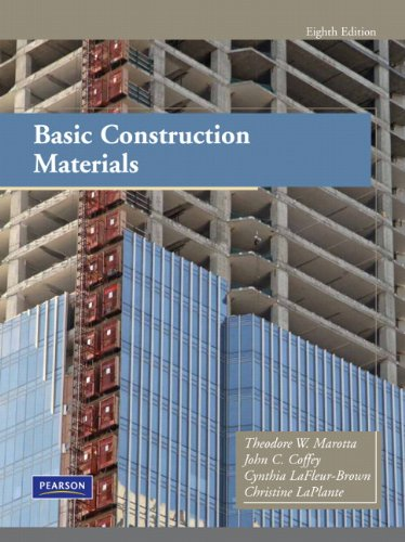 Basic Construction Materials (8th Edition) (Pearson...