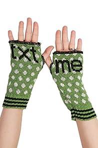 Green 3 Apparel Text Me USA made Hand warmers (Avocado)