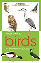 Green Guide To Birds Of Britain And Europe (michelin Green Guides)