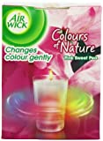 Air Wick Colour Change Candle Pink Sweet Pea 155 gm (Pack of 3)