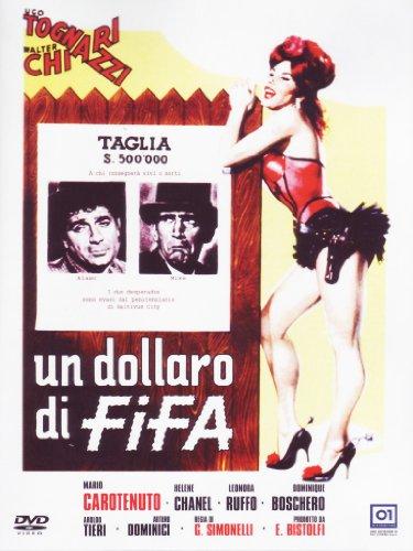 Un dollaro di fifa [Italia] [DVD]