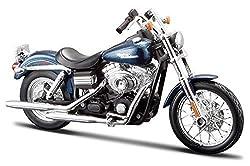 Maisto 2006 Harley Davidson Fxdbi Dyna Street Bob Bike Motorcycle 1/12 By Maisto 32325