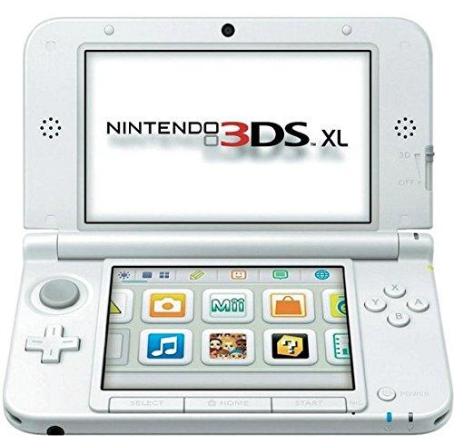 Nintendo 3DS XL - Konsole Weiß inkl. Tomodachi Life