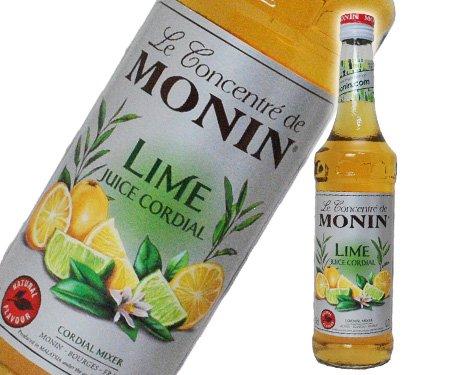 モナン CORDIALライム果汁 700ml 正規品