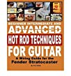 (BEGINNER INTERMEDIATE AND ADVANCED HOT ROD TECHNIQUES FOR GUITAR) BY SWIKE, TIM(AUTHOR)Paperback Mar-2008