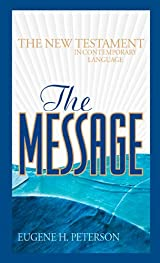 The Message New Testament, The New Testament in Contemporary Language
