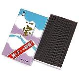 家庭用線香 宝 デラックス(箱寸法15.5×9×3cm)◆煙の少ないスズランの香りのお線香(薫寿堂)