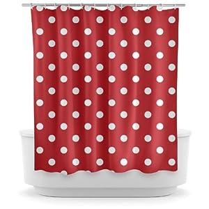Laura Ashley Striped Curtains Red Polka Dot Kitchen Utensils