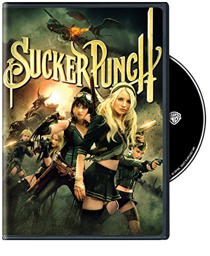 DVD : Sucker Punch (, Dubbed, Dolby, AC-3, Widescreen)
