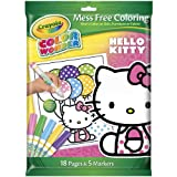 Crayola Color Wonder Mess Free Coloring Kit-Hello Kitty