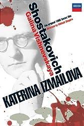 Katerina Izmailova (Vishnevskaya) [DVD]