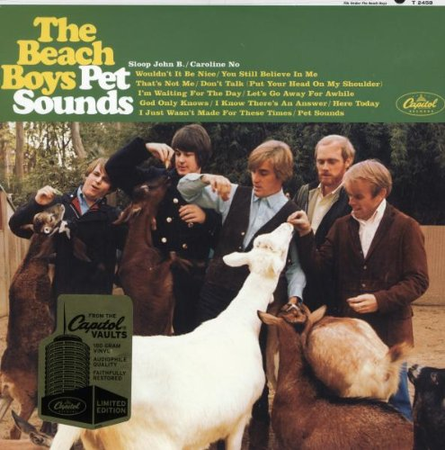 Beach Boys - Pet Sounds (Vinyl) - Zortam Music