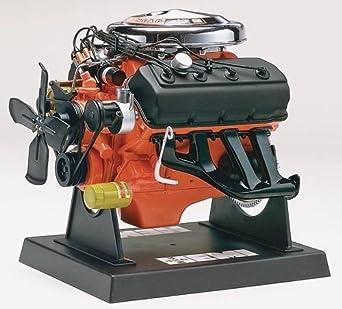 Revell 1/6 Dodge 426 Hemi Metal Engine