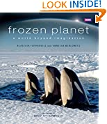 Frozen Planet by Alistair Fothergill book cover