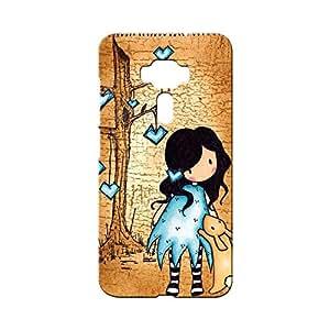 BLUEDIO Designer Printed Back case cover for Meizu MX5 - G6766