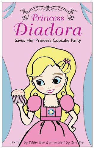princess-diadora-saves-her-princess-cupcake-party