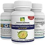 Garcinia Cambogia By Naturo Sciences - 180 Count - 1000mg Per...