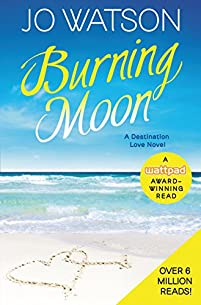 Burning Moon by Jo Watson ebook deal