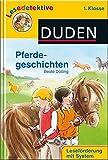 Lesedetektive - Pferdegeschichten