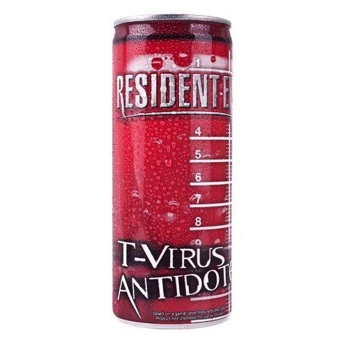 Energy Drink Resident Evil TVirus Antidote